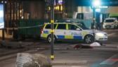 Sweden arrests man for 'terrorist crime' after truck attack