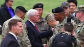 US VP Pence near DMZ after failed N.Korea missile: AFP
