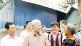 Tổng Bí thư Nguyễn Phú Trọng: Đồng bào dân tộc thiểu số phải thay đổi nếp suy nghĩ, cách làm ăn