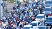 Gia tăng ô nhiễm từ phương tiện giao thông