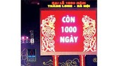 Ha Noi Starts Count Down to 1,000th Anniversary