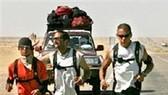 Chạy 7.500km vượt Sahara