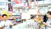 Co.opMart vào trung tâm thương mại, chợ và các chúng cư