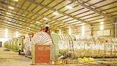 Bình Dương: Xây dựng kho ngoại quan và hệ thống lò sấy Winsor đồ gỗ