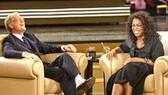 Những ngôi sao truyền hình giàu nhất: Nữ hoàng talk show đầu bảng