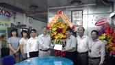 Lãnh đạo thành phố Đà Nẵng thăm, chúc mừng VPĐD báo SGGP tại miền Trung nhân Ngày Báo chí Cánh mạng Việt Nam