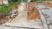 Đường xây, nâng cấp tốn hàng chục tỷ đồng, giờ xin thêm 5 tỷ để sửa chữa