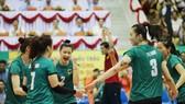 VTV Bình Điền Long An giành chiến thắng ở trận ra quân. Ảnh: DŨNG PHƯƠNG