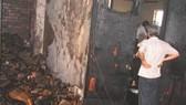 Cháy lớn tại Viện Y dược học Dân tộc
