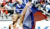 Ivanova lập kỷ lục thế giới môn đi bộ 20 km