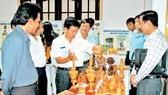 """Tổ chức hội thảo """"Xây dựng và bảo vệ thương hiệu nông sản ĐBSCL"""""""