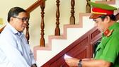 Công an Phú Yên bắt giam nguyên Chủ tịch UBND huyện Đông Hòa
