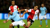 Bảng F: Feyenoord - Man.City 0-4