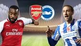 Arsenal - Brighton 2-0