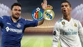 Getafe - Real Madrid 1-2: Chiến thắng nhọc nhằn