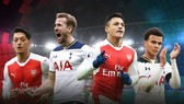 Arsenal - Tottenham Hotspur 2-0: Pháo thủ hạ gục Tottenham