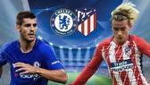 Bảng C: Chelsea - Atletico 1-1: The Blue tiễn Atletico khỏi Champions League