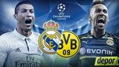 Bảng E: Real Madrid - Dortmund 3-2: Ronaldo lại lập kỷ lục