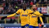 """Bologna - Juventus 0-3: """"Bà đầm già"""" tạm chiếm ngôi nhì bảng"""