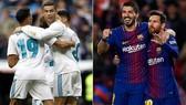 Real Madrid - Barcelona 0-3: Real cạn hy vọng vô địch