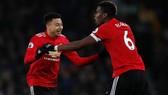 Everton - Man United 0-2: Pogba kiến tạo, Martial và Lingard lập công