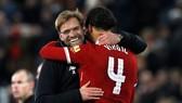 Cúp FA: Liverpool - Everton 2-1: Quà ra mắt của Van Dijk