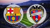 Barcelona - Levante 3-0: Messi tỏa sáng, Barca nối dài khoảng cách