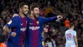 Barcelona - Celta Vigo 5-0 (chung cuộc 6-1): Messi - Suarez thi tài