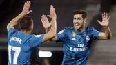 Real Betis - Real Madrid 3-5: Real cán mốc 6.000 bàn thắng