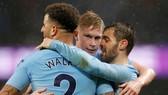 Man City - Chelsea 1-0: Pep ngây ngất, Conte ngậm đắng
