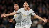 Crystal Palace - Man United 2-3: Matic lập siêu phẩm phút 91