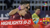 Malaga - Barcelona 0-2: Suarez và Coutinho giúp Barca bỏ túi 3 điểm