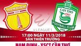 Nam Định - Cần Thơ 0-0: Chia điểm, Nam Định tạm hài lòng