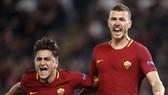 Roma - Shakhtar Donetsk 1-0 (chung cuộc 2-2): Dzeko tỏa sáng, Roma giành vé nhờ bàn thắng sân khách