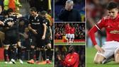 Man United - Sevilla 1-2 (chung cuộc 1-2): 4 phút khiến Quỷ đỏ cúi đầu...
