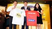 VPMilk luôn đồng hành cùng bóng đá Việt Nam