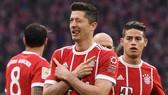 Bayern - Dortmund 6-0: Lewandowski lập hatrrick và tỷ số không tưởng