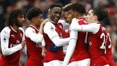 Arsenal - Southampton 3-2: Aubameyang lập công, Welbeck có cú đúp