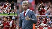 Arsenal - West Ham United 4-1: 3 điểm ngày tri ân HLV Arsene Wenger