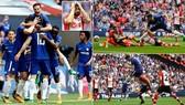 Chelsea - Southampton 2-0: Giroud, Morata giúp The Blues vào chung kết gặp MU