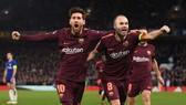 Deportivo - Barcelona 2-4: Messi lập hattrick, Barca vô địch sớm 4 vòng