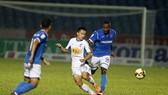 Than Quảng Ninh - HAGL 3-0: Eydison lập hattrick hạ phố Núi