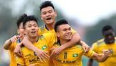 SLNA - Quảng Nam 1-0: Xuân Toàn ghi dấu ấn