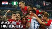 Croatia - Nigeria 2-0: Modric lập công