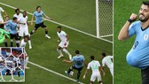 Bảng A, Uruguay - Saudi Arabia 1-0: Suarez đưa Uruguay vào vòng trong