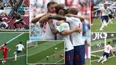 Bảng G, Anh - Panama 6-1: Tam Sư tàn sát đối thủ, Harry Kane vượt mặt Ronaldo
