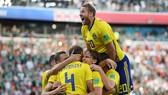 Bảng F, Mexico-Thụy Điển 0-3: Augustinsson, Granqvist, Alvarez tuyệt vời chiến binh