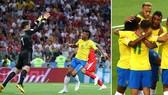 Bảng E, Serbia - Brazil 0-2: Paulinho, Thiago Silva tỏa sáng, giúp Brazil về nhất bảng