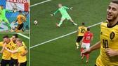 Bỉ - Anh 2-0: Thomas Meunier, Eden Hazard tỏa sáng hạ gục Tam Sư