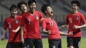 Olympic Hàn Quốc - Olympic Nhật Bản 2-1: Thắng nhọc, Hàn Quốc bảo vệ thành công HCV ASIAD